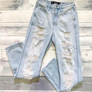 Hollister Vintage Stretch Ultra High Rise Jeans